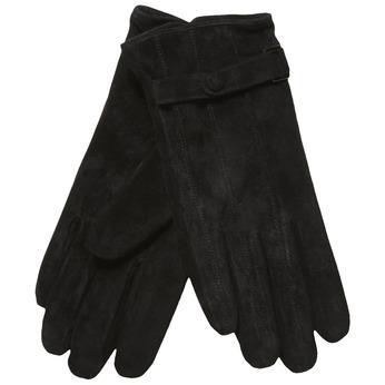 Damen-Lederhandschuhe mit einem Gurt bata, Schwarz, 903-6100 - 13