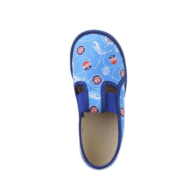 Kinder-Pantoffeln bata, mehrfarbe, 179-0105 - 19