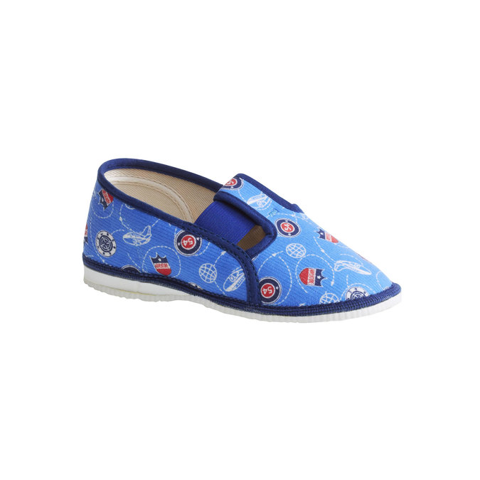 Kinder-Pantoffeln bata, mehrfarbe, 179-0105 - 13