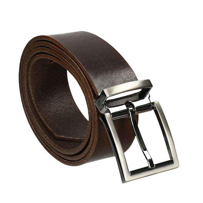 Brauner Ledergürtel bata, Braun, 954-4129 - 13