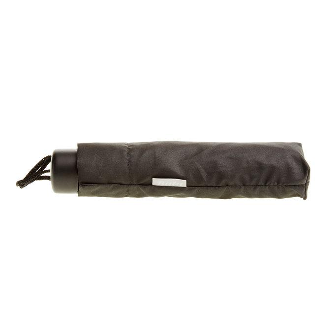 Schwarzer Taschenschirm bata, Schwarz, 909-6600 - 16