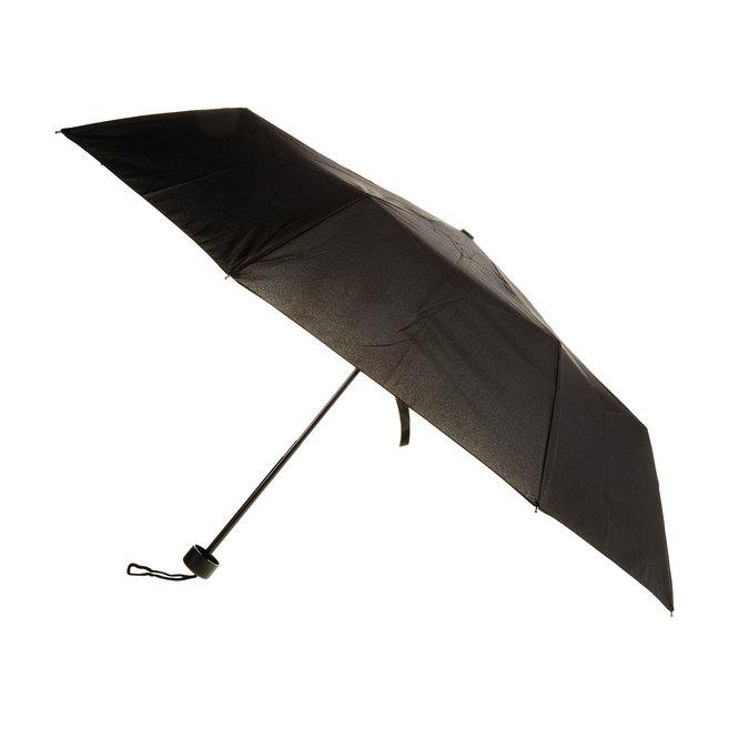 Schwarzer Taschenschirm bata, Schwarz, 909-6600 - 13