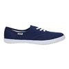 Blaue Textil-Sneakers tomy-takkies, Blau, 519-9691 - 15