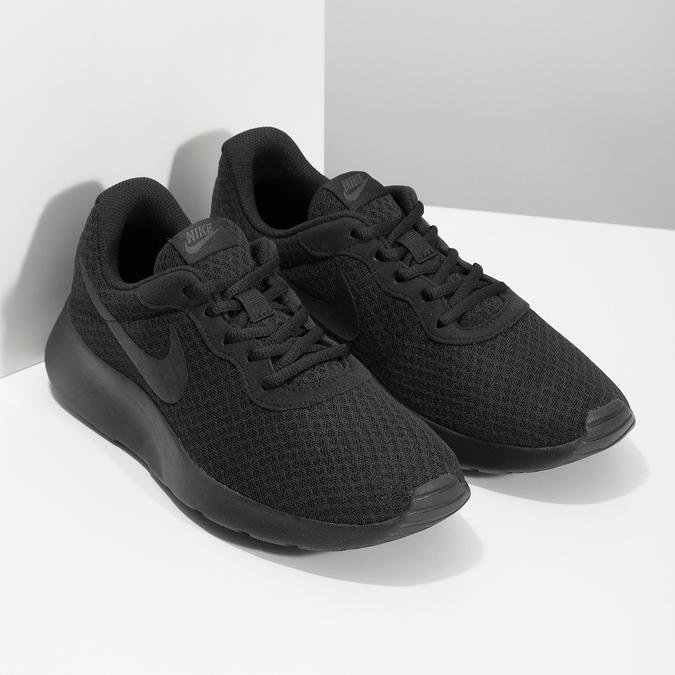 Schwarze Herren-Sneakers nike, Schwarz, 809-0557 - 26