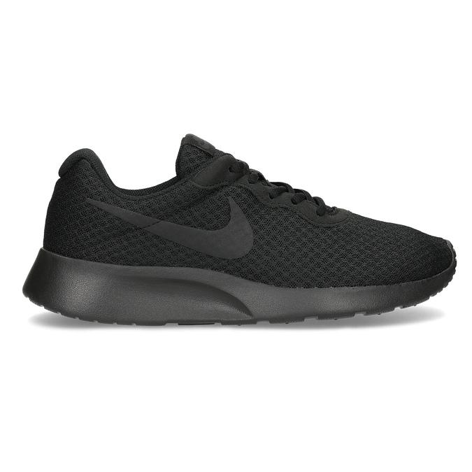 Schwarze Herren-Sneakers nike, Schwarz, 809-0557 - 19