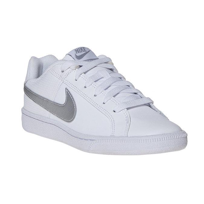 Weiße Damen-Sneakers nike, Weiss, 501-1164 - 13