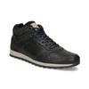 Herren-Winter-Sneakers bata, Schwarz, 846-6646 - 13