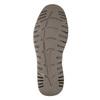 Herren-Knöchelschuhe aus Leder weinbrenner, Braun, 896-3701 - 17