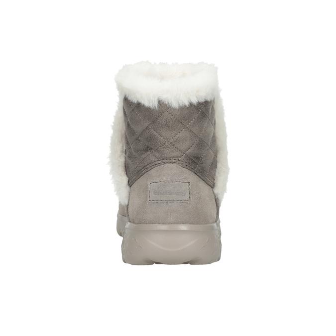 Damenschuhe aus geschliffenem Leder skechers, 503-3326 - 15