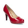 Rote Pumps aus Lackleder insolia, Rot, 728-5104 - 13
