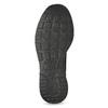 Schwarze Herren-Sneakers nike, Schwarz, 809-0557 - 18