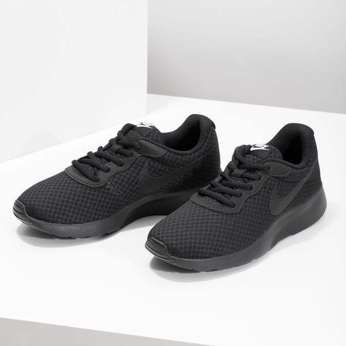 Schwarze Damen-Sneakers nike, Schwarz, 509-0157 - 16