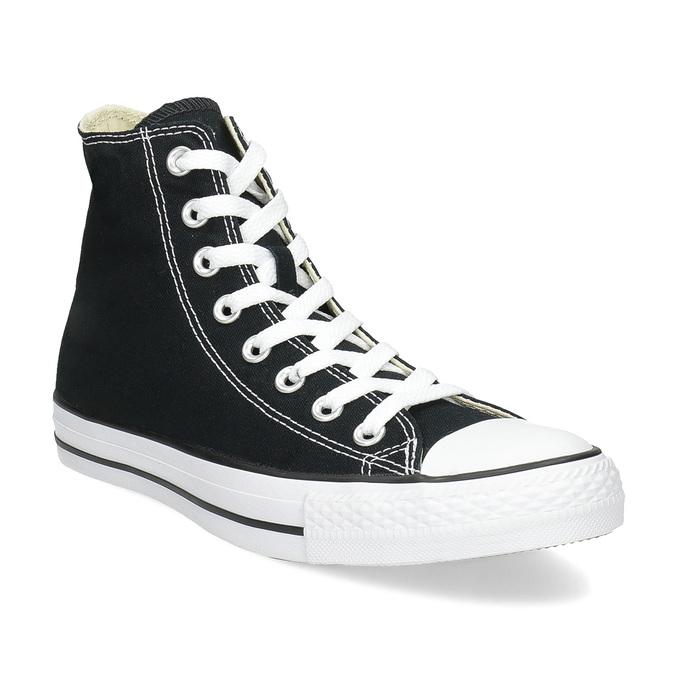 Knöchelhohe Damen-Sneakers converse, Schwarz, 589-6278 - 13